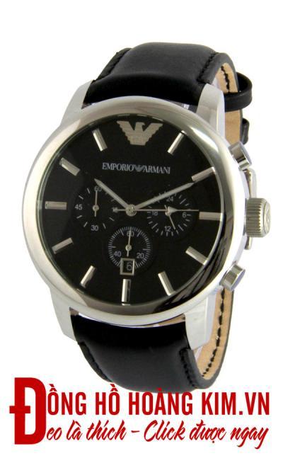 đồng hồ armani đẹp