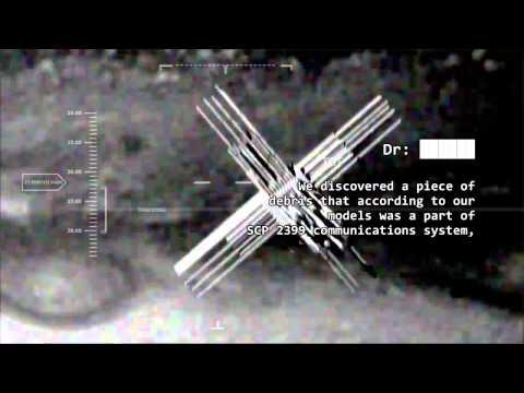 El extraño satélite del SCP-2399