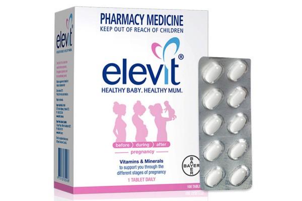 Sản phẩm nhận được rất nhiều review thuốc Elevit tích cực