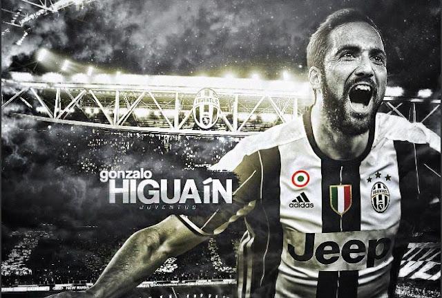 Primo tempo Juventus Sassuolo 3-1 Gonzalo Higuain video gol