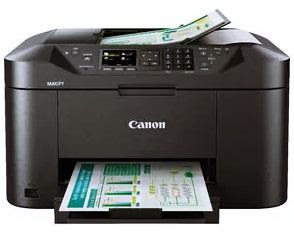 Canon MAXIFY MB2160 Driver Software & Setup Downloads