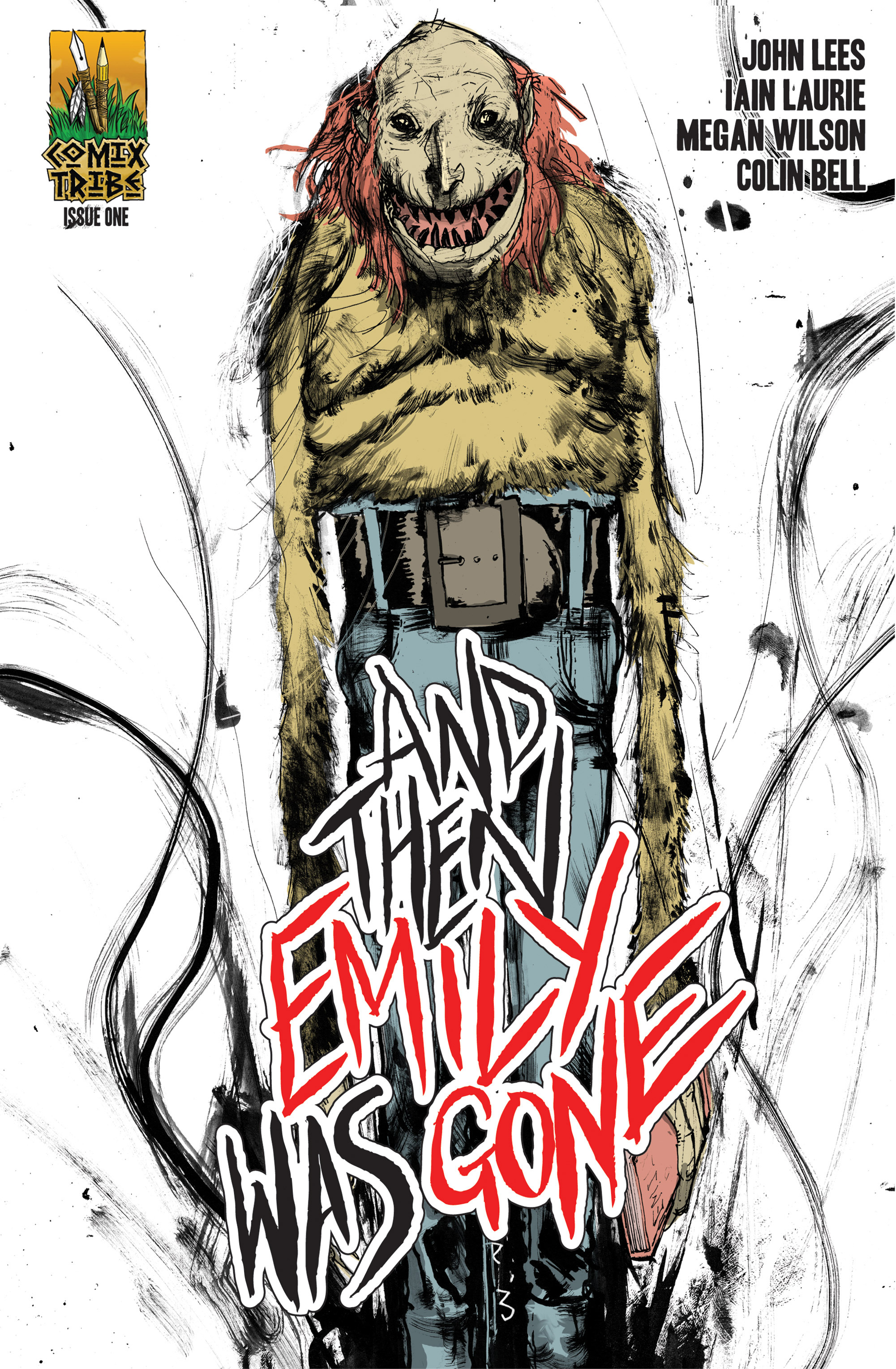 Read online And Then Emily Was Gone comic -  Issue #1 - 1