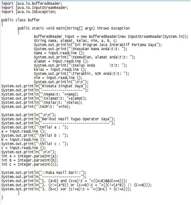 coding in java how to start