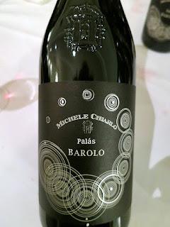 Michele Chiarlo Palás Barolo 2012 - DOCG, Piedmont, Italy (90 pts)