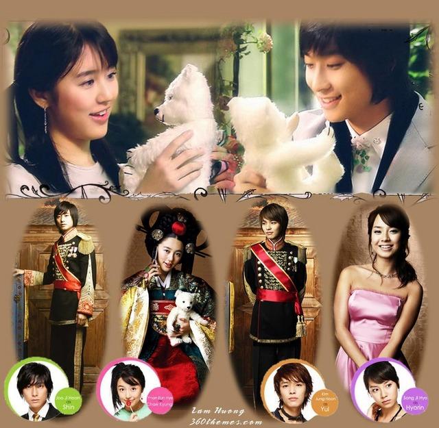 The Great Of Korean Drama: Princess Hours