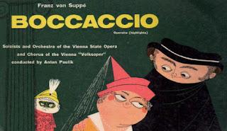 Boccaccio Opera Konusu (Franz von Suppé)