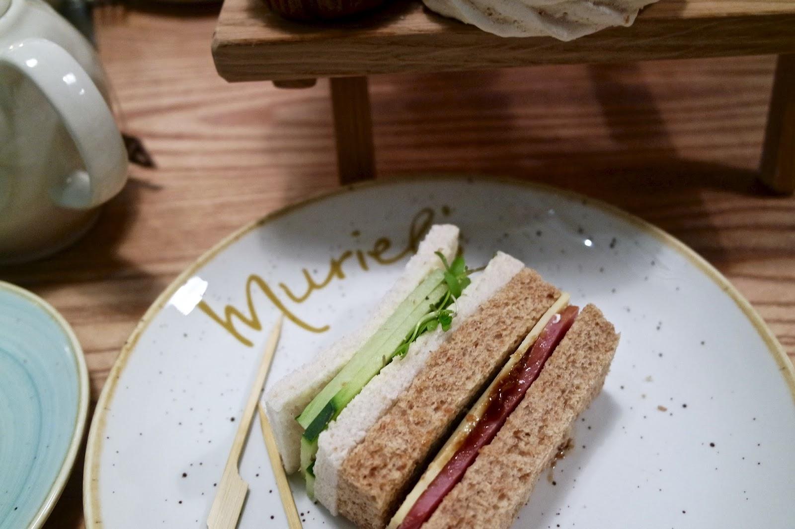 Afternoon Tea at Muriel's Kitchen Richmond