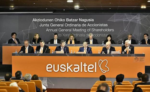 Zegona renuncia OPA Euskaltel