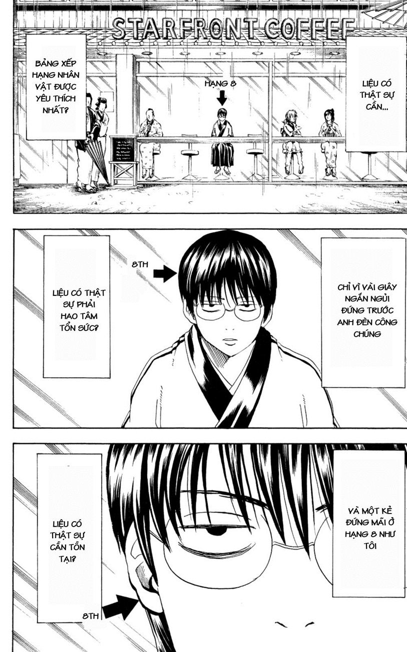 Gintama Chap 265 page 6 - Truyentranhaz.net