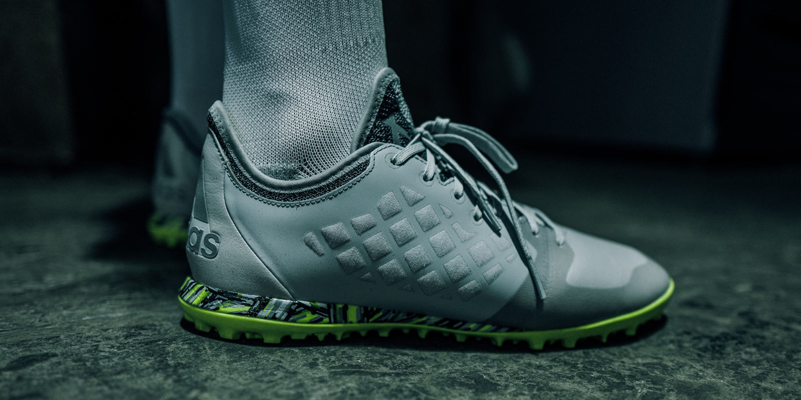 Adidas Ace and X Cage / Court City Pack