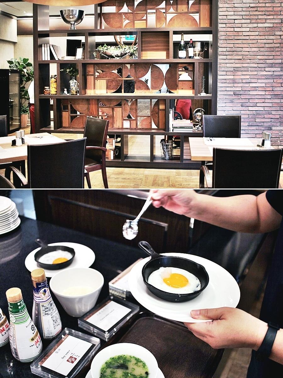 omlet buffet essen gehen