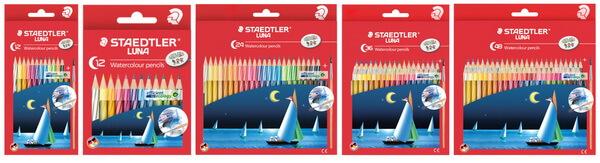 Staedtler Pensil Terbaik Untuk Anak Watercoloured Pens