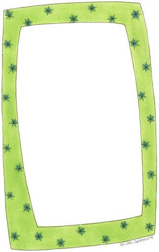 Bordes para hojas infantiles imagenes y dibujos para - Cenefas de papel infantiles ...