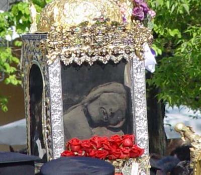 Saint Spyridon. Святой Спиридон.
