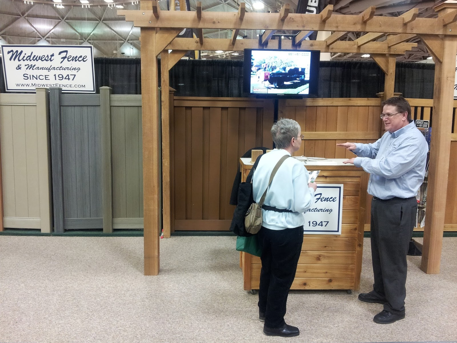 Midwest Fence Blog Minneapolis Home And Garden Show And
