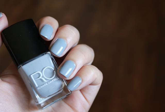 Roxanne Campbell Nail Lacquer in Stormy Weather