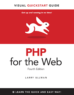 كتاب php for the web
