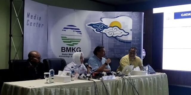 Kepala Seksi Data BMKG: Faktor Cuaca Buruk Hingga Besok, Tim Evakuasi Diminta Agar Selalu Waspada