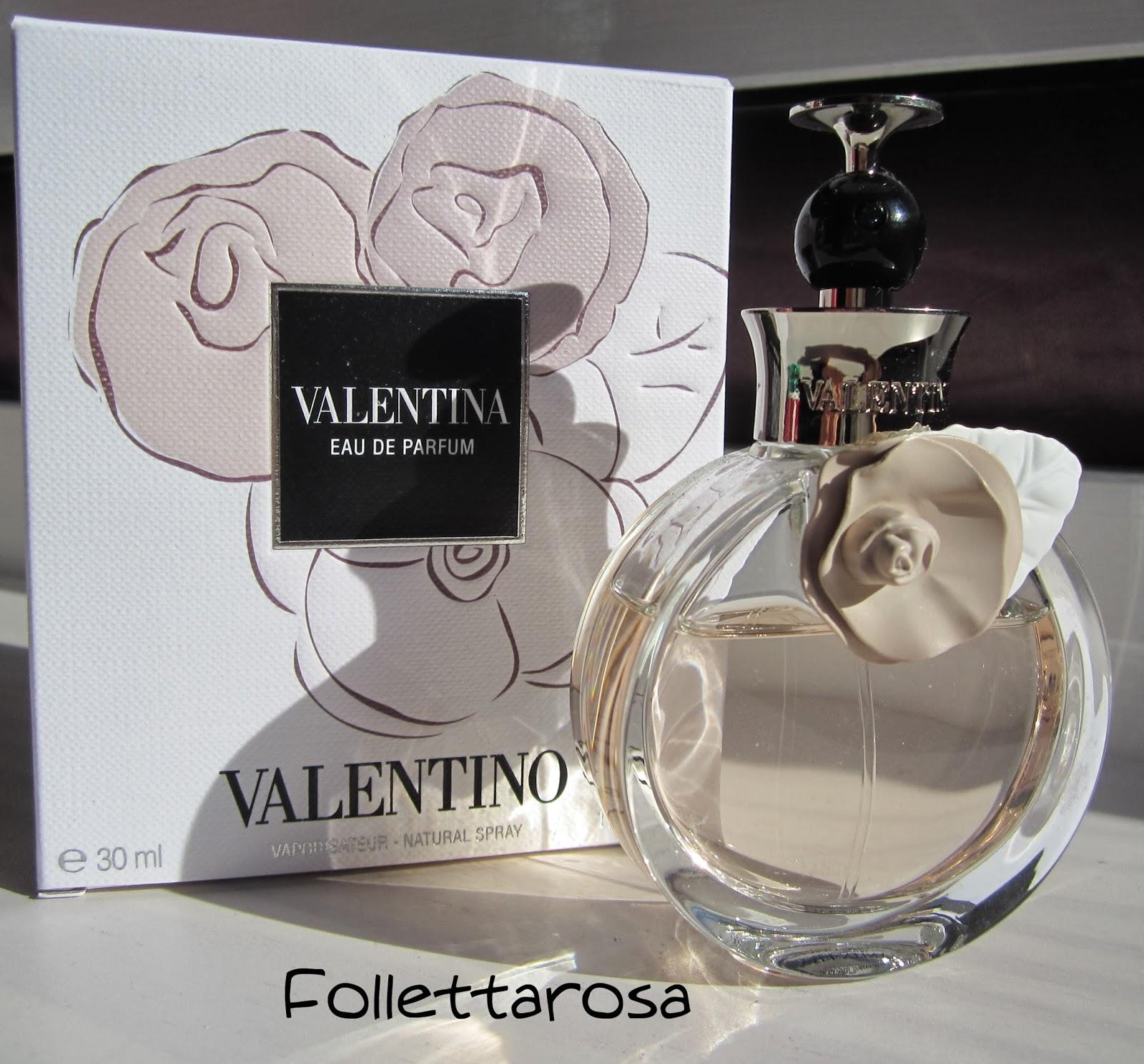 valentina eau de parfum recensione