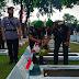 Ziarah ke Taman Makam Pahlawan, Wujud Penghormatan Kodam Brawijaya Terhadap Jasa Pahlawan yang Gugur