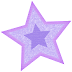 Free Printable Chic Stars Clipart.