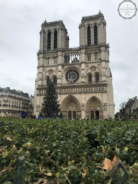 Paris, França Notre Dame