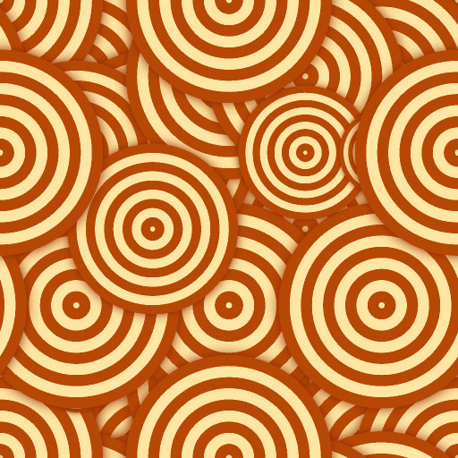 2D Concentric Polygon Pattern 1
