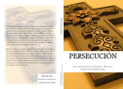 Persecucion. Los obstaculos de Apolos y Priscila en alejandroslibros.com