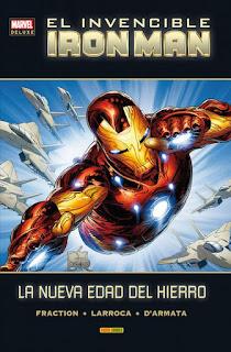 El Invencible Iron Man 5 - La nueva Edad del Hierro