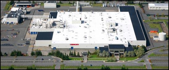 Kenworth Renton Assembly Plant