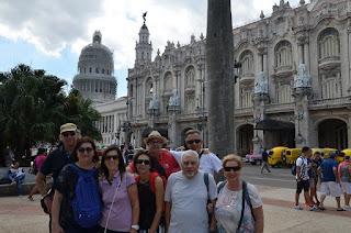 accompagnatore turistico cuba con gruppo