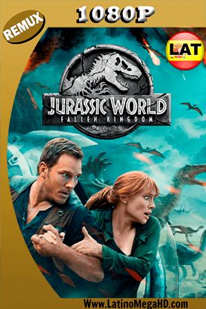 Jurassic World: El Reino Caído (2018) Latino HD BDRemux 1080P - 2018