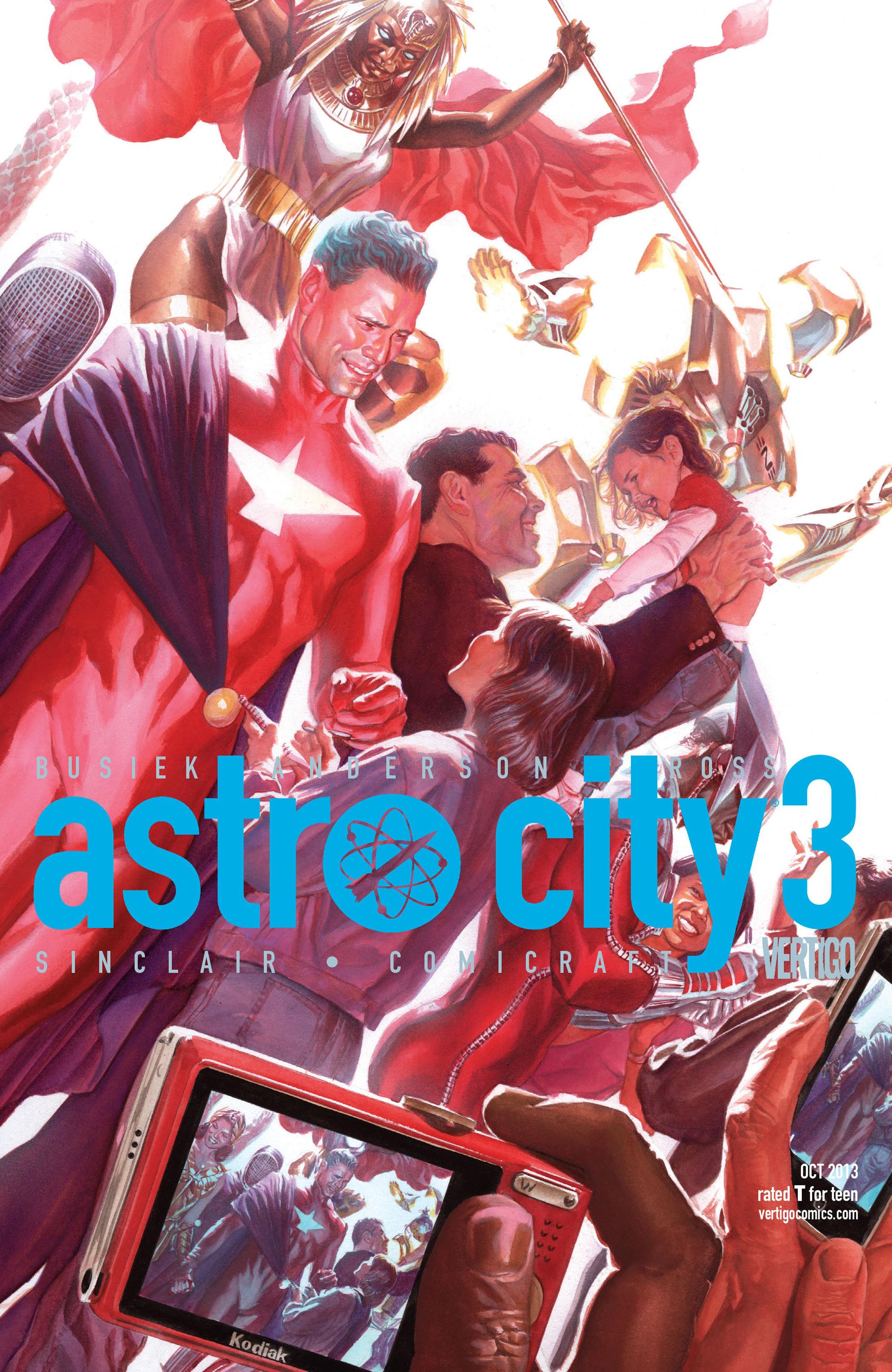 Read online Astro City comic -  Issue #3 - 1