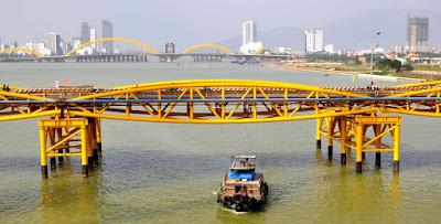 Cầu Nguyễn Văn Trỗi - Điểm nhấn hoài cổ của Đà Nẵng