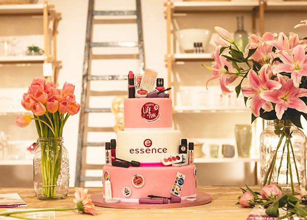 Essence celebra su 15 Aniversario con una súper party