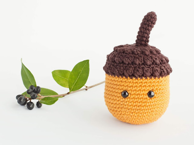 amigurumi-bellota-acorn-patron-gratis-free-pattern