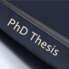 Phd dissertation writing