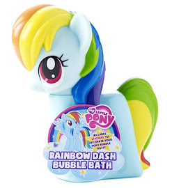 MLP Bubble Bath Rainbow Dash Figure by H&A
