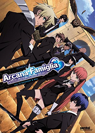 Arcana Famiglia – Online