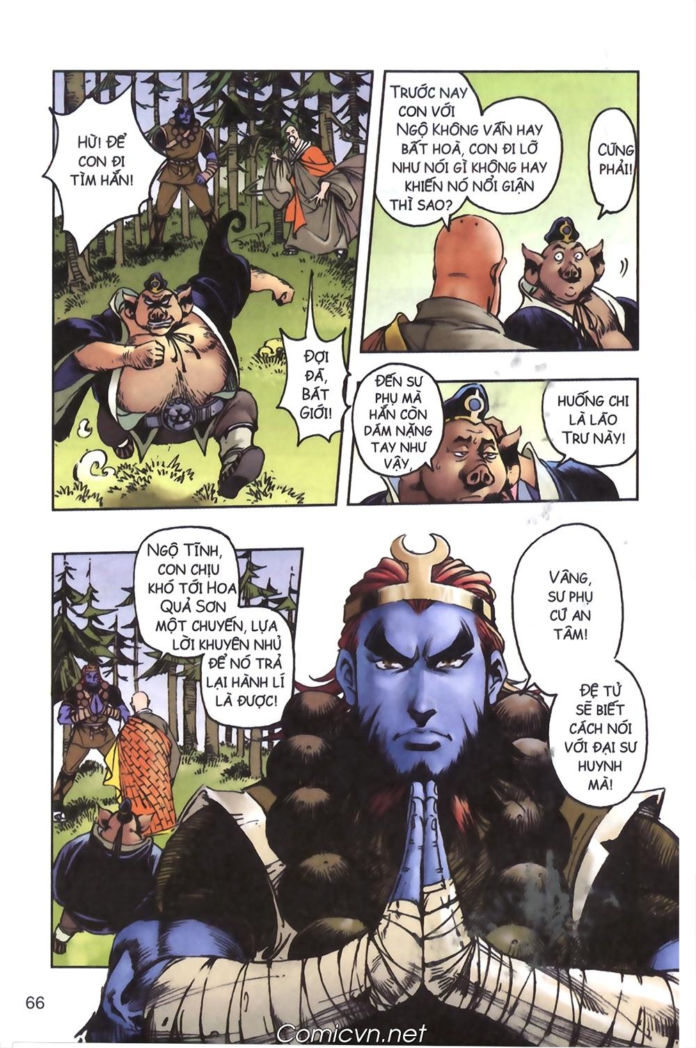 Tây Du Ký màu - Chapter 102 - Pic 36