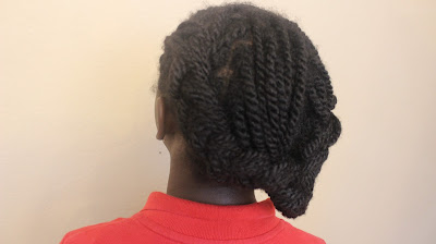 How to Moisturize Mini Twists without FRIZZ DiscoveringNatural
