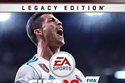FIFA 18 PKG [8.92 GB] PS3 HAN