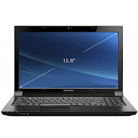Laptopul Lenovo B560