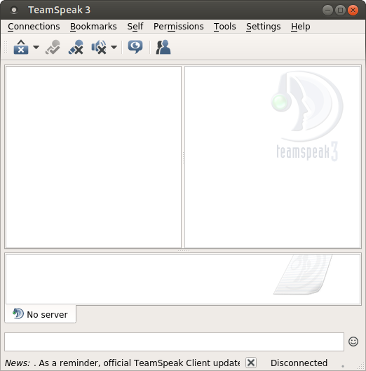 How to install TeamSpeak 3 in Ubuntu, Linux Mint, elementary OS Freya, etc.