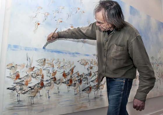 Jens Gregersen maler
