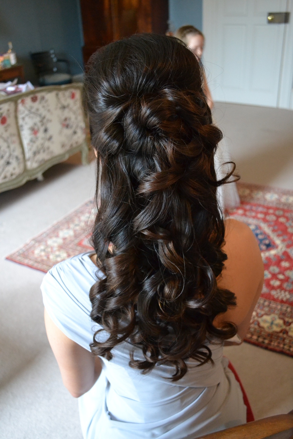 48 perfect half up half down wedding hairstyles | hairstylo