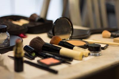 Kosmetik-Arrangement im Platzl Hotel