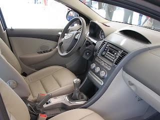 Carro Chery Orinoco. Carros Bolivarianos