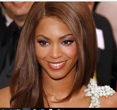 warna rambut yang cocok untuk kulit hitam manis