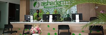 Giveaway Instagram Mengantarku ke  Klinik Cantik Muslimah Aishaderm